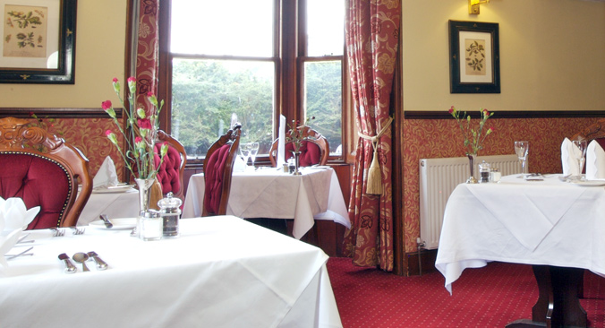 Grouse and Claret Restaurant